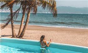 Vistas Del Club De Playa