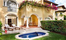 grand class plus terrace Hotel Casa Velas