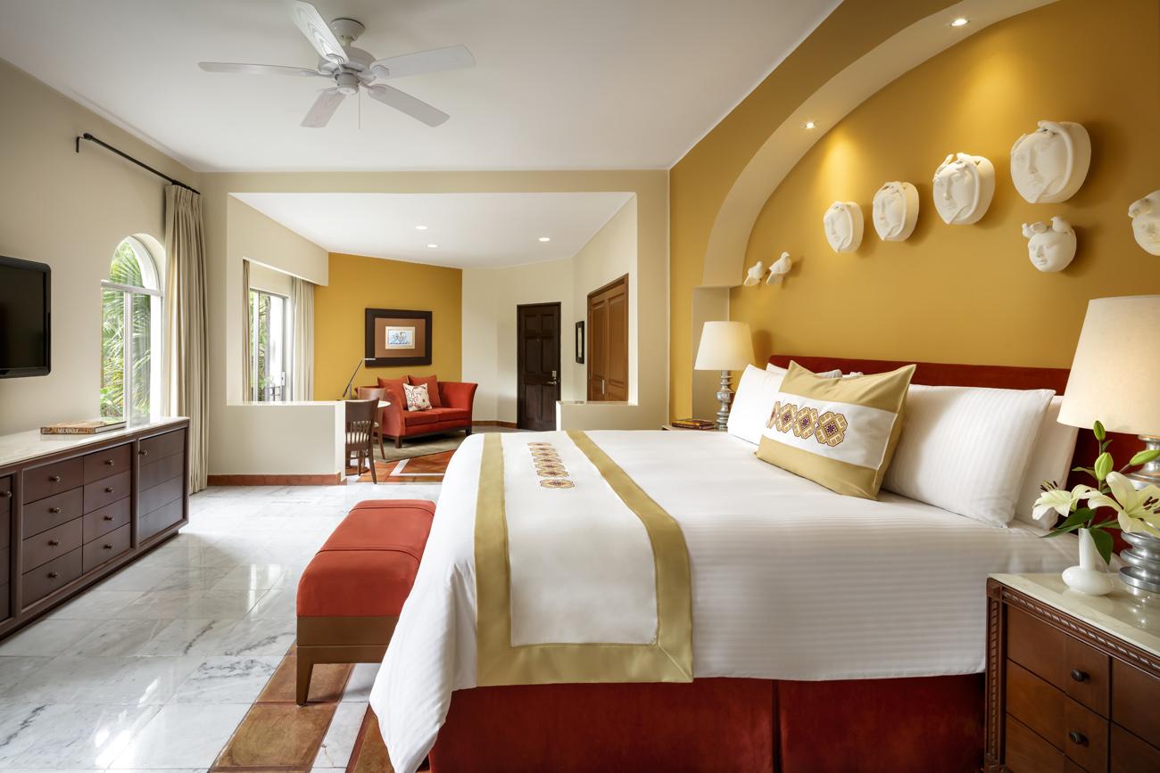 Suite Master Plus del hotel Casa Velas