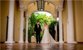 wedding casa velas
