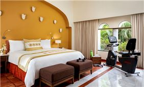 wellness suite room Hotel Casa Velas