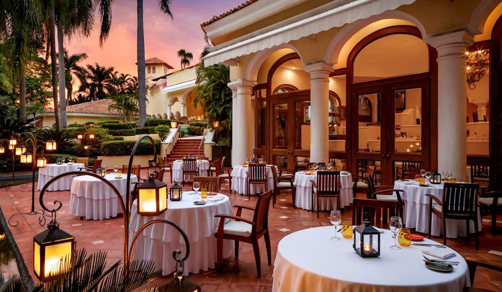 Restaurante Emiliano en Hotel Casa Velas, Puerto Vallarta