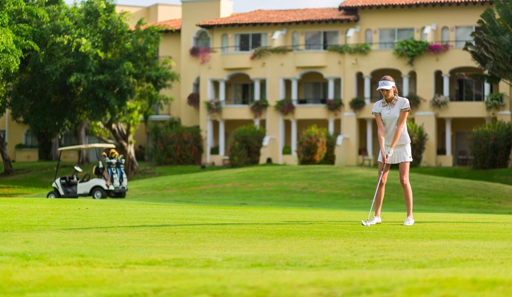 Campo de golf Vista Vallarta, hotel Casa Velas, Puerto Vallarta