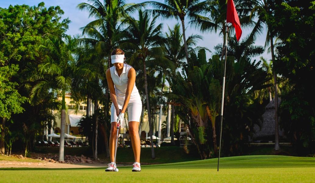Hotel Casa Velas, Campos de Golf Puerto Vallarta