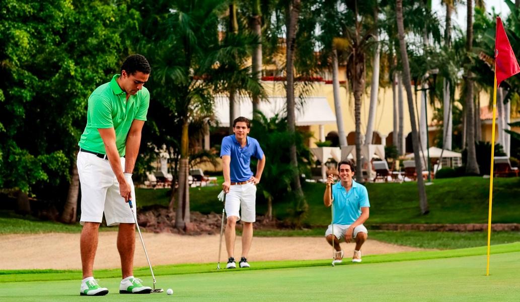 Paquete Master Foursome para 4 adultos en el hotel Casa Velas, Puerto Vallarta