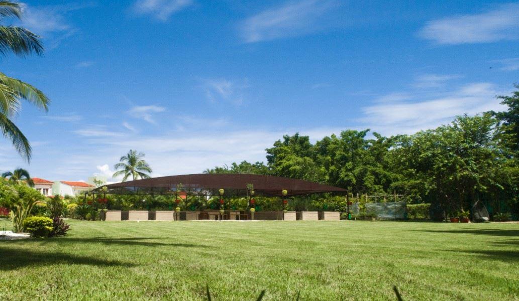 Jardín Botánico en el hotel Casa Velas, Puerto Vallarta