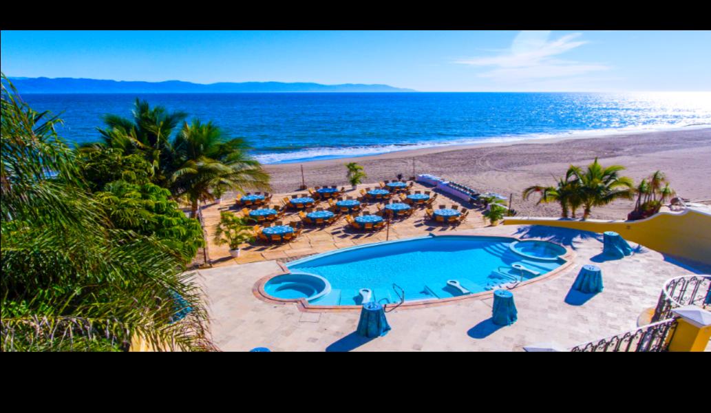Servicios de reuniones en el hotel Casa Velas, Puerto Vallarta