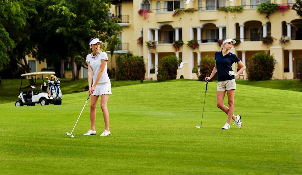 golf y spa en pareja