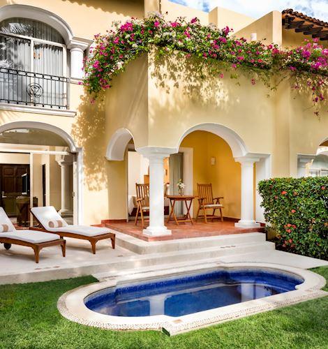 Suites Grand Class en hotel Casa Velas, Puerto Vallarta
