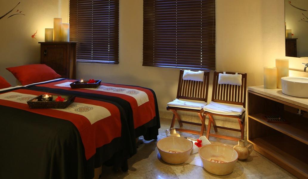 Spa Boutique en Casa Velas Hotel, Puerto Vallarta