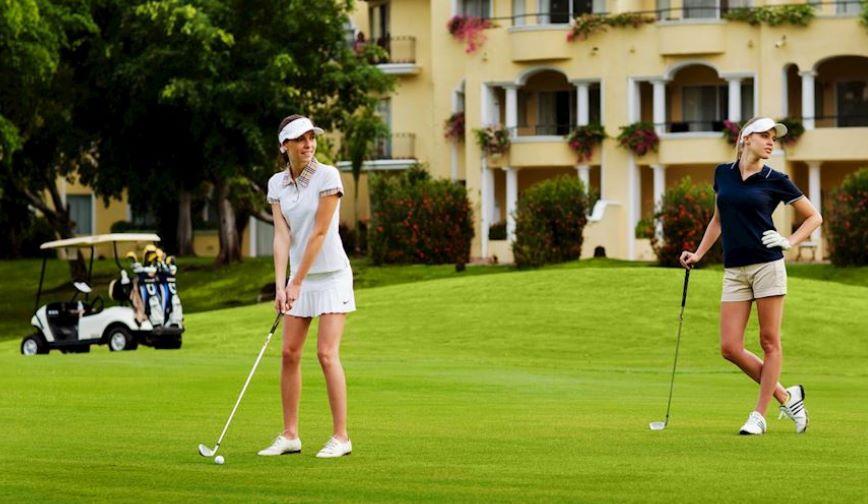 Golf y Spa en Pareja - Hotel Casa Velas