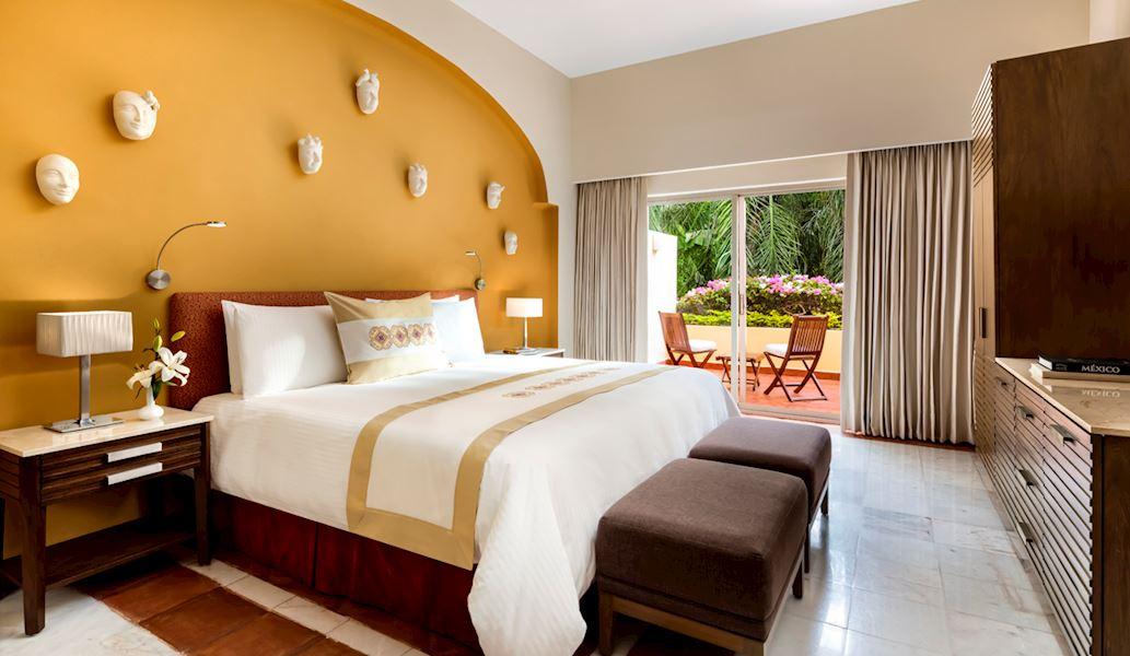 Suite Ambassador de dos recámaras en Casa Velas, Puerto Vallarta