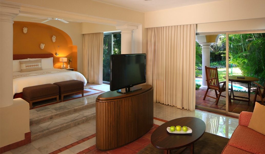 Suites Grand Class Plus en hotel Casa Velas, Puerto Vallarta