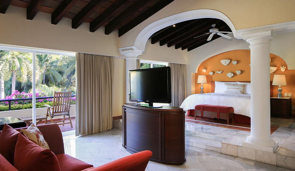 Suite Gobernador en el hotel Casa Velas, Puerto Vallarta