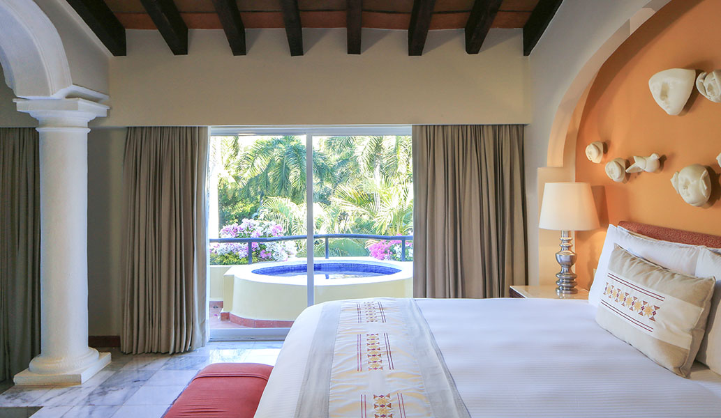 Grand Class Suites in Casa Velas Hotel, Puerto Vallarta