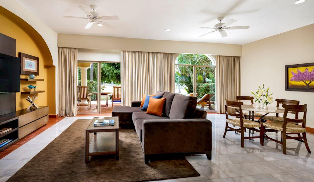 Suite Ambassador de dos recámaras en el hotel Casa Velas, Puerto Vallarta