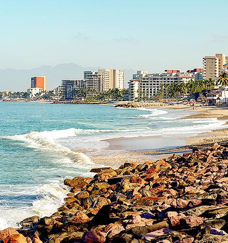 Bahía de Banderas en Puerto Vallarta