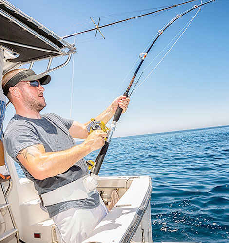 Pesca deportiva en Puerto Vallarta
