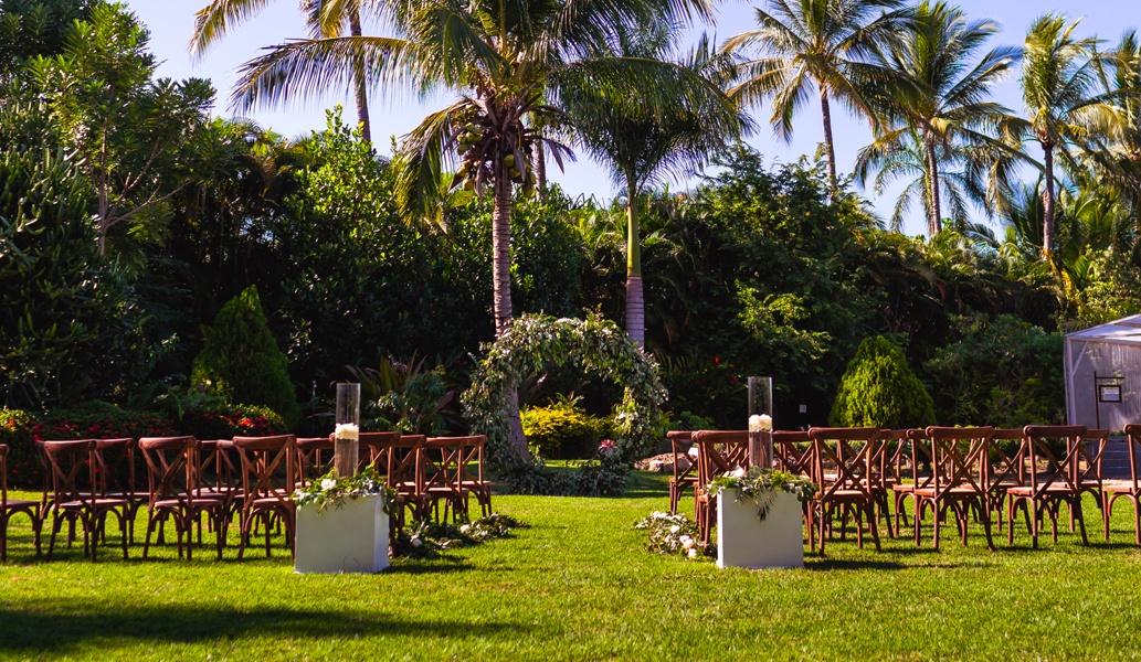 Jardín Botánico del Hotel Casa Velas, Puerto Vallarta