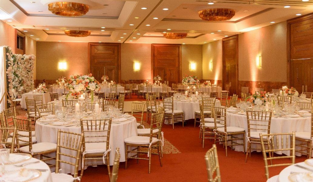 Salones para bodas en Casa Velas, Puerto Vallarta