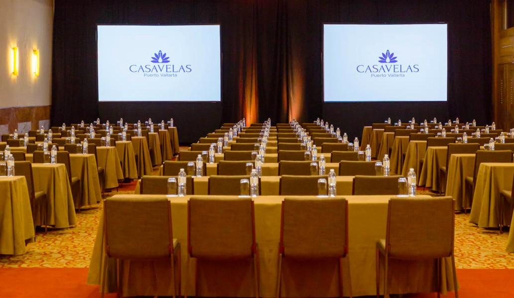 Centro de Convenciones del Hotel Casa Velas, Puerto Vallarta