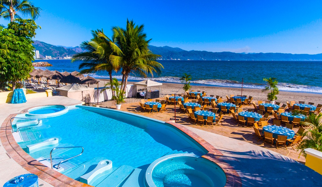 Club de Playa del hotel Casa Velas, Puerto Vallarta