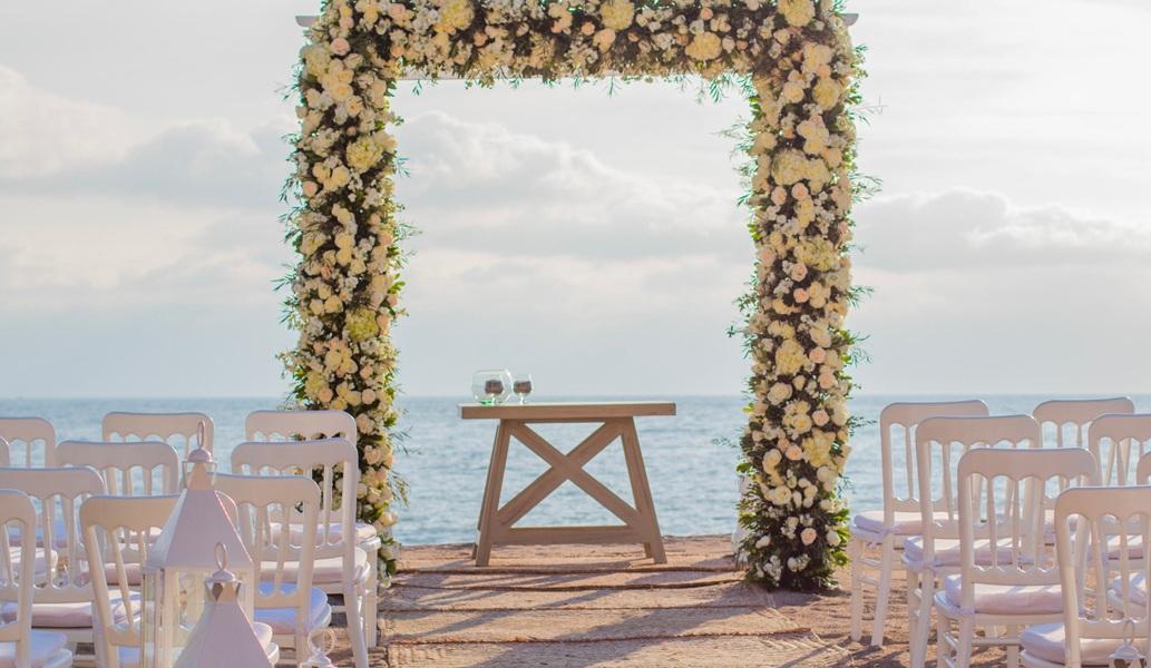 Locaciones para bodas en Casa Velas, Puerto Vallarta