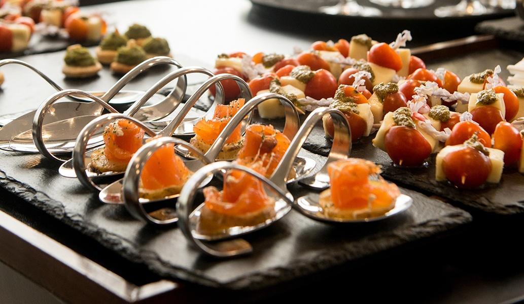 Servicio de catering para bodas en Casa Velas, Puerto Vallarta